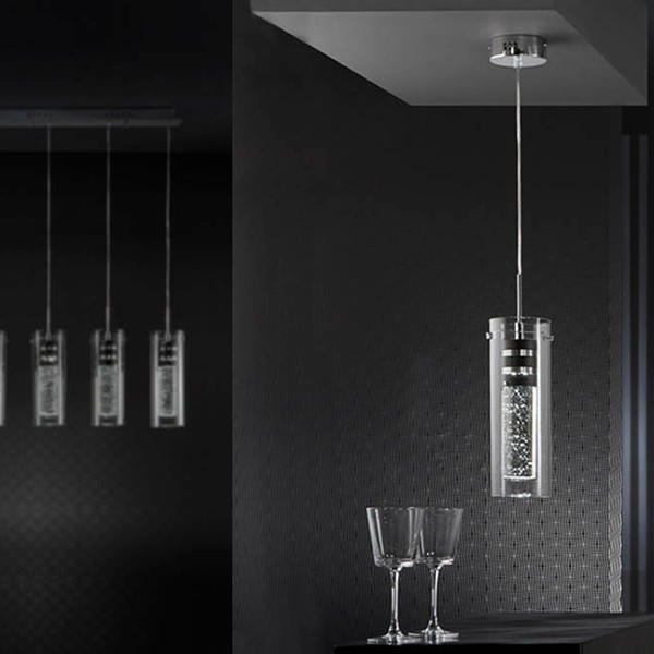 Lampara colgante bubble iluminacion zaragoza - Ofertas de lamparas de techo ...